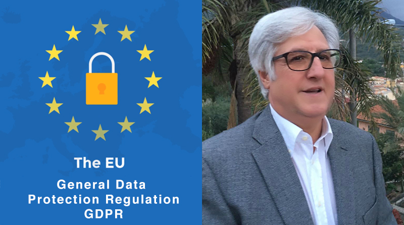 GDPR general data protection regulation Michele Cappadona 2