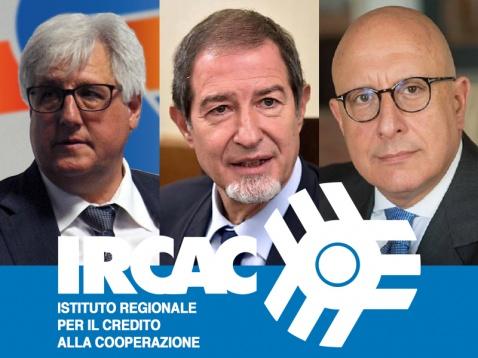Michele Cappadona, Nello Musumeci, Gaetano Armao